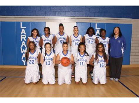 Laraway School District 70 C Girls Basketball Activities