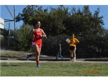 Varsity Cross-Country (Amaris Garcia)