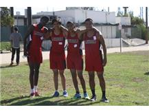 Boys Varsity Cross-Country