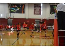 Girls JV Volleyball
