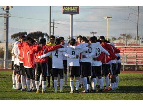 2013-2014 Boys Varsity Team