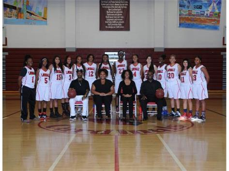 2014-15 Girls Basketball