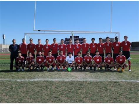2014-15 Boys Soccer