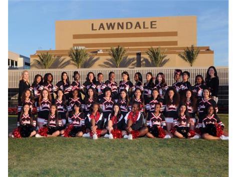 2014-15 Cheer