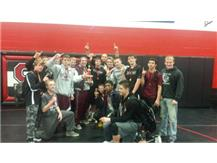 Team Champs at Preble Shawnee Invitational Tournament