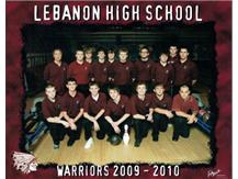 The 2009-2010 LHS Boys bowling team. Our 1st year at Strike Zone Lanes in Franklin