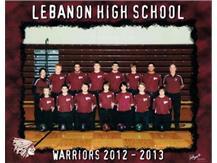 2012 -2013 LHS Boys