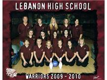 In only their 2nd year, the 2009-2010 girls team advanced to their 1st ever district tourney.