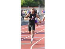 FASTEST MAN IN THE GREATER WESTERN OHIO CONFERENCE