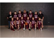 LJHS 7th Grade Boys Maroon
