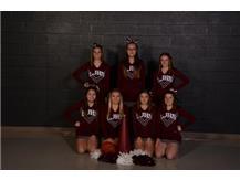 LJHS 8th Grade White Cheer