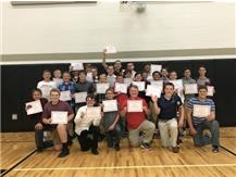 2018 7FB Scholar Athletes