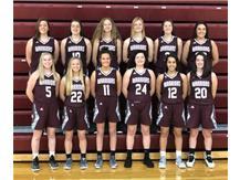 2018-19 Varsity Lady Warriors