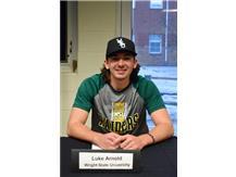 Luke Arnold- Baseball Wright State University