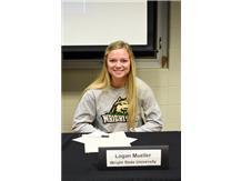 Logan Mueller- Softball Wright State University