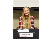 Jessica Flick- Lacrosse Wittenberg University