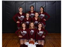 2019-2020 LJHS 7th grade Cheer
