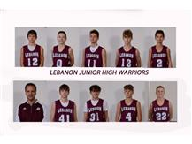 8th Grade Boys Maroon