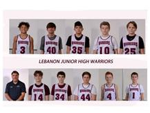 7th Grade Boys White