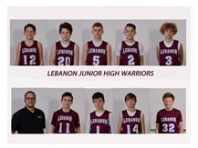 7th Grade Boys Maroon
