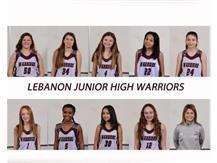 8th Grade Girls White