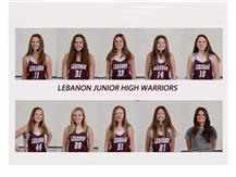 7th Grade Girls Maroon
