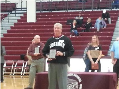 Tom Hoverman 2014 LHS HOF Inductee