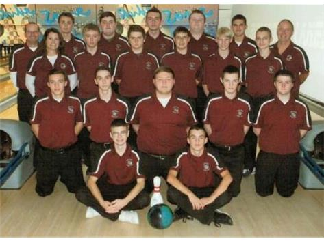 2014-2015 LHS BOYS Bowling Team. With 5 new starters, the Warriors fought their way back to the districts for the third time in seven years.