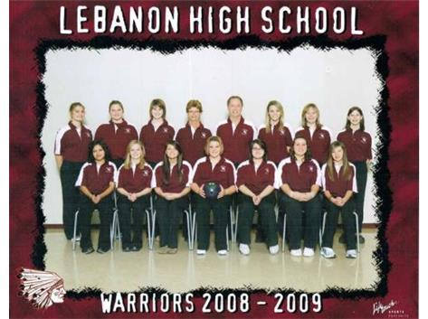 Our 1st ever LHS girls bowling team!