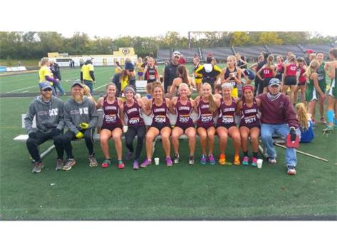 Girls' CC GWOC So. Division Champions
