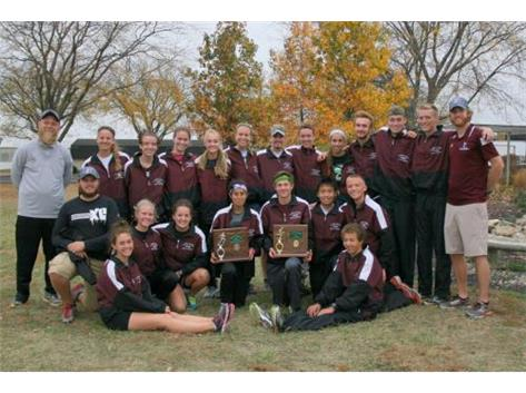 2015 BCC District Champions and Girls District Runner-up.