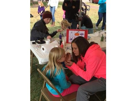 "Girls Basketball @ 2015 Lebanon Oktoberfest - ""Answering the Call to Serve"""