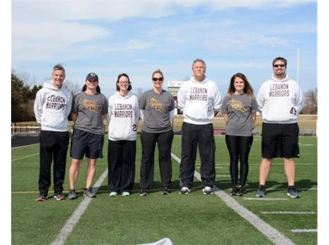 2019 LJHS Track Team Coaches