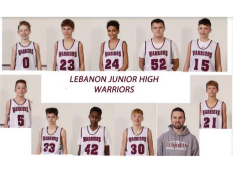 8th Grade Boys White