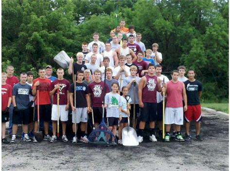 Mulch Mania 1 -- July 2011