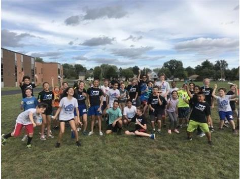 2018 - POPSICLE FRIDAY FUN RUN DAY