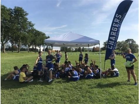 Charger camp @ the Royal Cadet