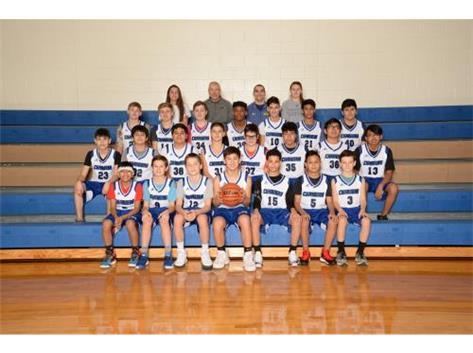 Boys Basketball 2019-2020