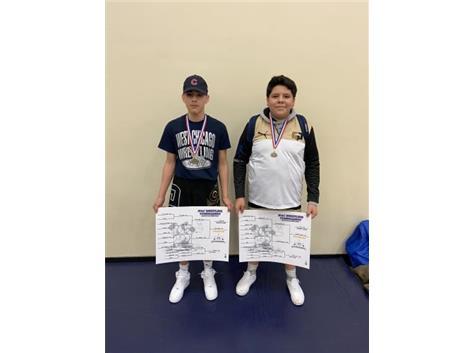 IPAC Wrestling Champions