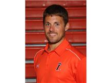 8th Grade Volleyball Coach Jeff Flaig
