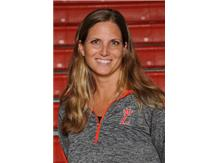 Volleyball Coach Emily Conatser