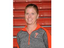 7th Grade Volleyball Coach Karen Bayliff