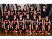 Boys Eighth Grade Basketball