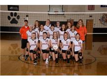 2018-19 8th Grade Volleyball