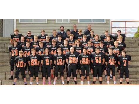 8th Grade Football Team