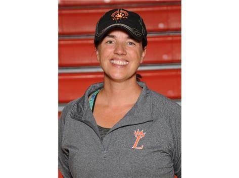 Girls Tennis Coach Jennifer Kapszukiewicz