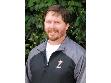 8th Grade Assistant Football Coach Dale Lawrence