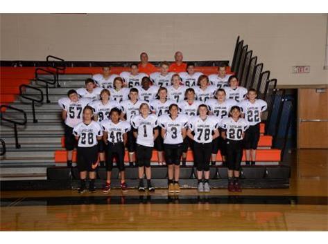 2018-19 8th Grade Football