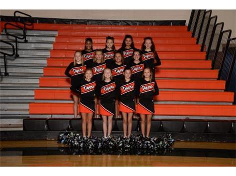 2018-19 7th Grade Cheer