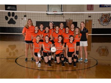 2018-19 7th Grade Volleyball